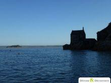 Seminaire Incentive Grandes marees au Mt-St-Michel en bateau semi-rigide 4