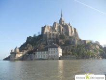 Seminaire Incentive Grandes marees au Mt-St-Michel en bateau semi-rigide 5