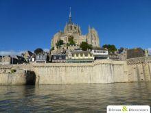Seminaire Incentive Grandes marees au Mt-St-Michel en bateau semi-rigide 6