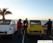 Séminaire en Normandie dans la Manche_4_Rallye 2 Chevaux
