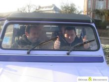 Rallye 2 CV Bretagne Normandie (4)